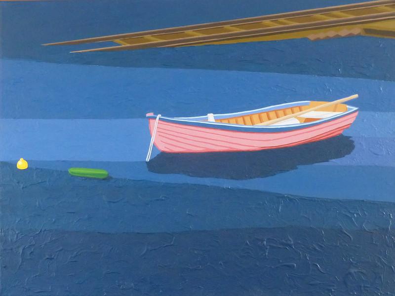 """Boats"" - Apollo Bay"