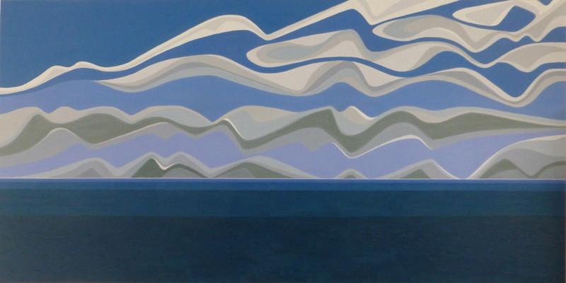 """""""Waves"""" - down at the coast"""