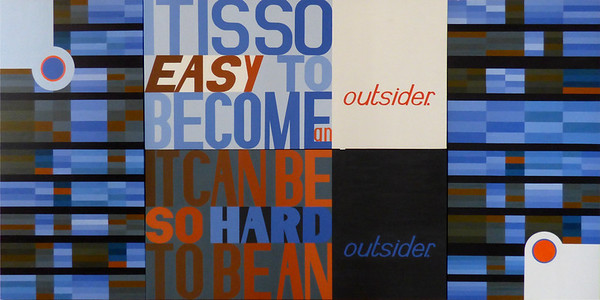 Outsider: an exhibition featuring the Marsden Art Group in the Watson Arts Centre Canberra