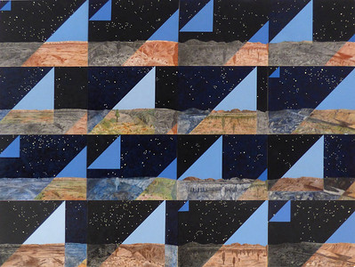 Unfolding: an exhibition featuring the Tin Shed art group in the Watson Arts Centre Canberra