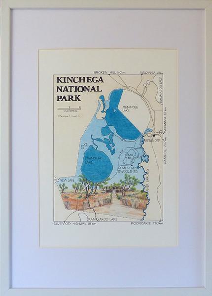 Kinchega National Park 'Overview'