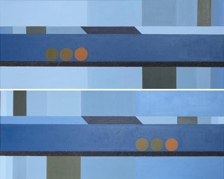 Bluetrain (music by J.Coltrane)