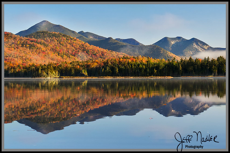 High Peaks from Boreas Ponds