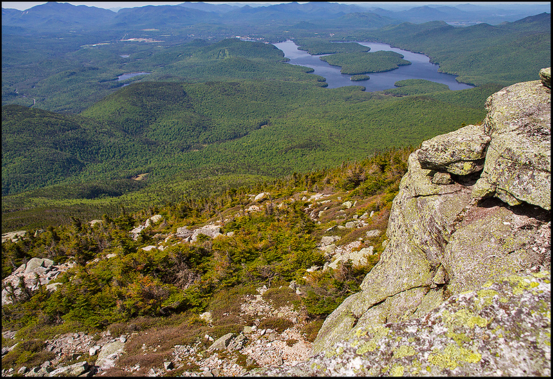 Whiteface Mt. view