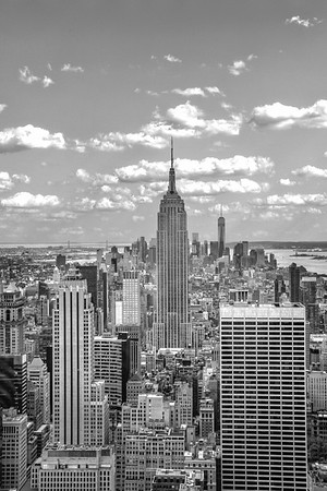 NYC -- Empire State Building