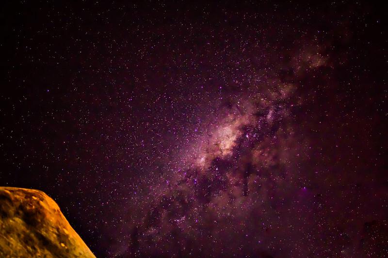 Milky Way at Etosha National Park