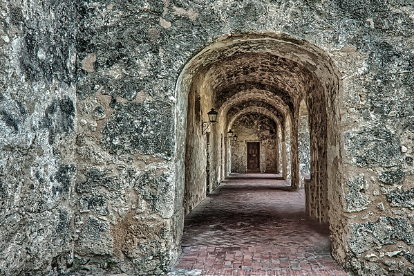 MISSIONS NATIONAL PARK - SAN ANTONIO, TX
