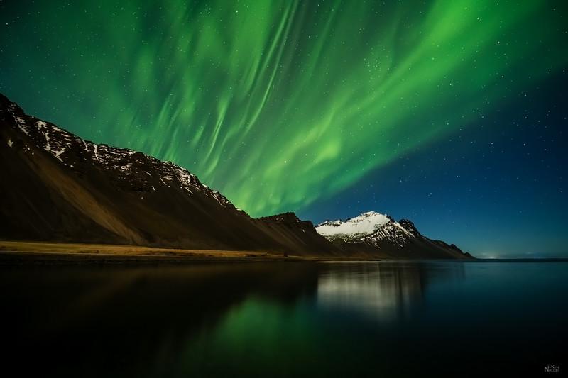 Aurora Night Sky