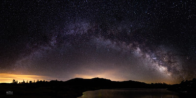 Milky Way Skyline