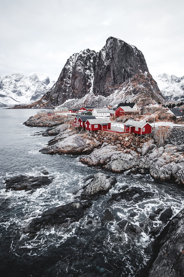 Hamnoy -  Lofoten Islands Norway