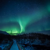 Northern Lights (Aurora Borealis)  - Abisko National Park Sweden