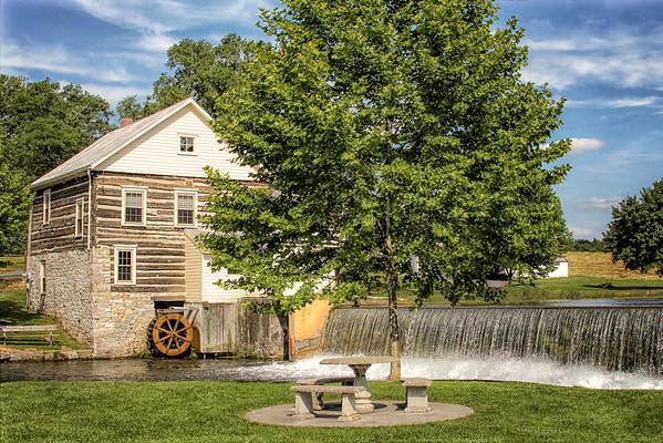 Laughlin Mill - PA