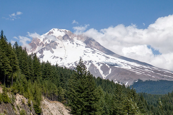 Majestic Mount Hood
