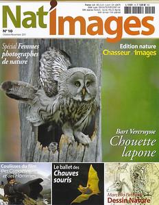 """Nat'Images"" Octobre/Novembre 2011 - Dossier ""femmes photographes"""