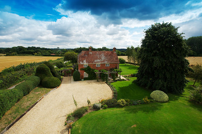 Elevated-Property-Photography-Dorset-Hampshire
