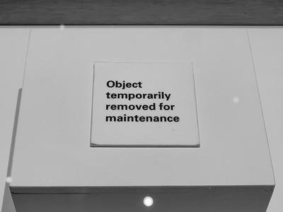 Artefact Maintenance
