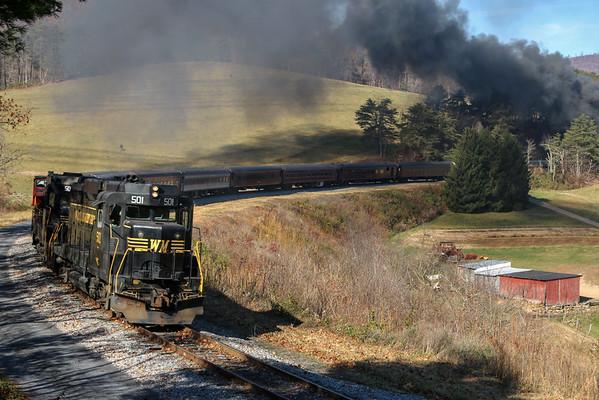 Frostburg to Cumberland