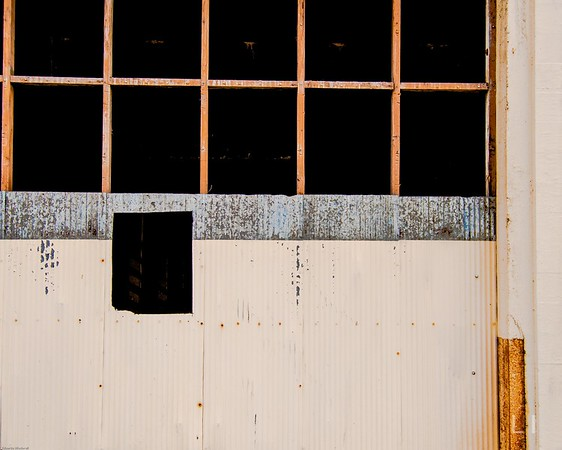 The Old Granary Window One