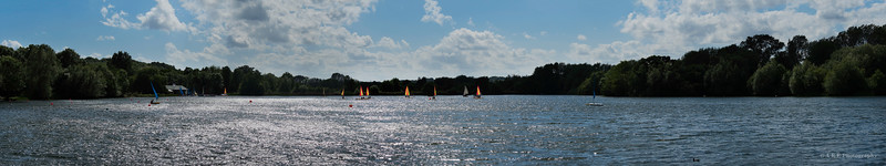 Bury Lake Young Mariners Sailing