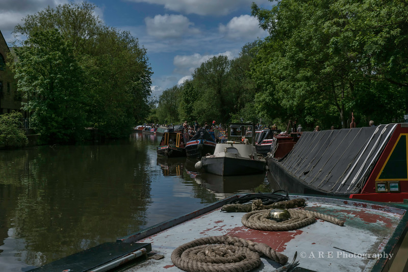 Rickmansworth canal festival