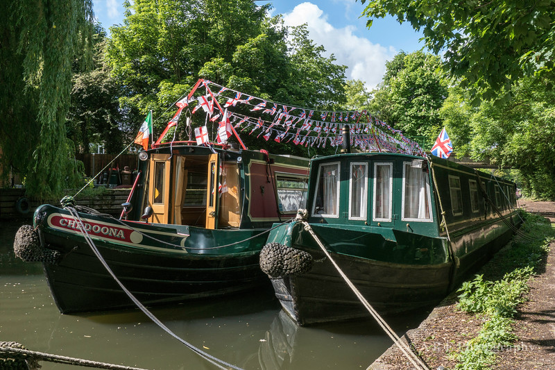 Rickmansworth canal festival 2017