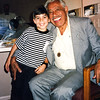 BLzA visits backstage with Crooner Cab Calloway before the concert starts at the Hollywood Bowl