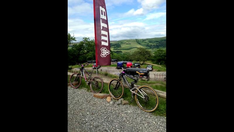 BikePark Wales bits