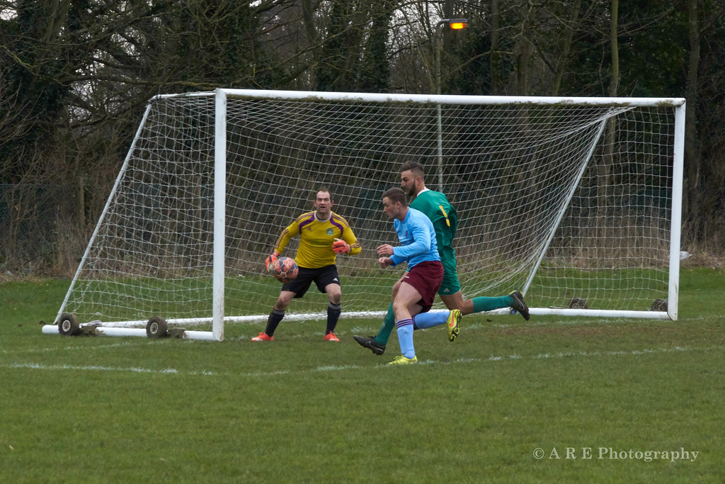 Oxhey FC West Herts Jnr Charity Cup semi final
