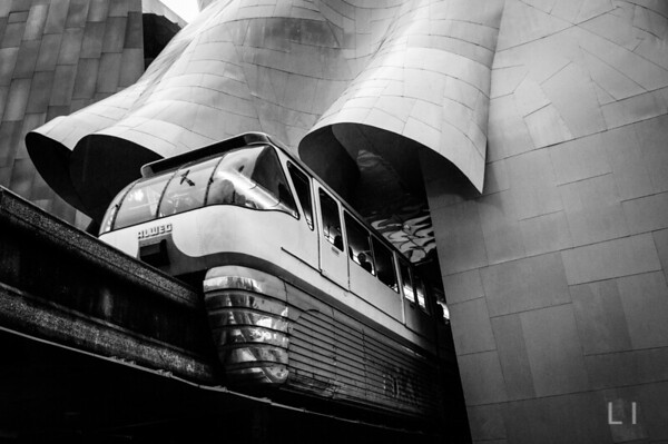 Seattle Center Monorail One