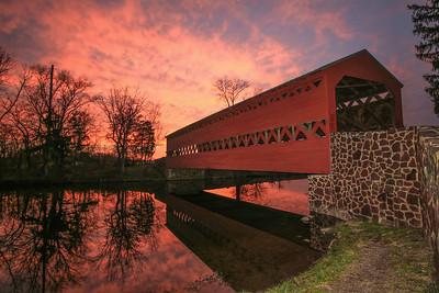 Sachs Covered Bridge ... Gettysburg, PA
