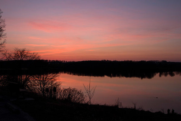 Codorus State Park at Sunset