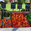 Produce stand, Long View Farm