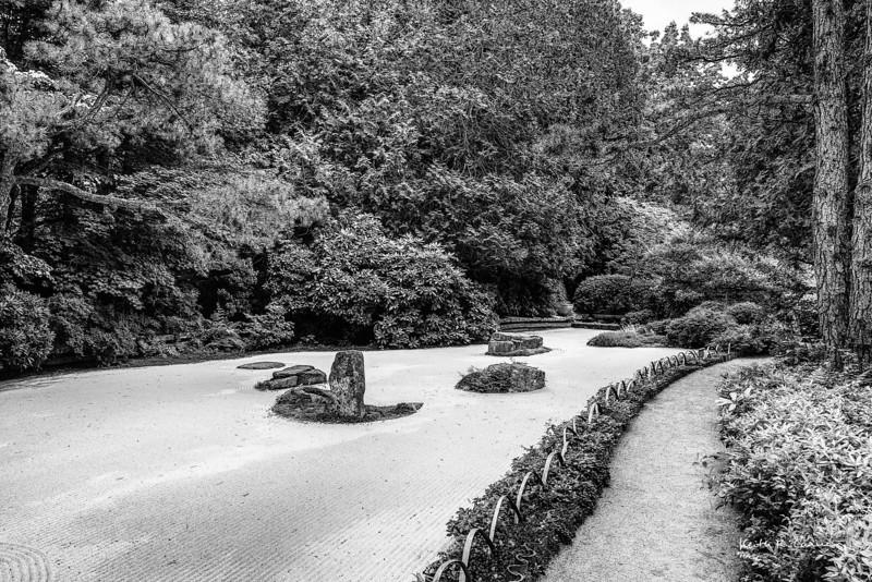 Zen Garden, Asticou, Northeast Harbor