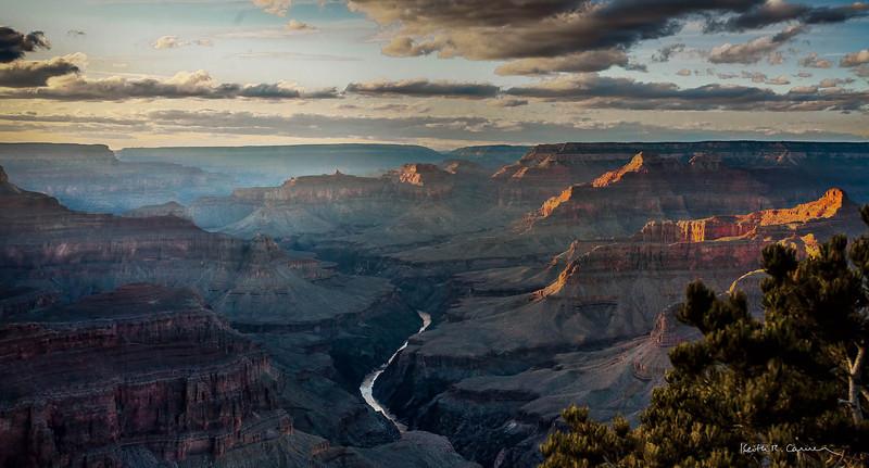 Sunset at Hopi Point, Grand Canyon