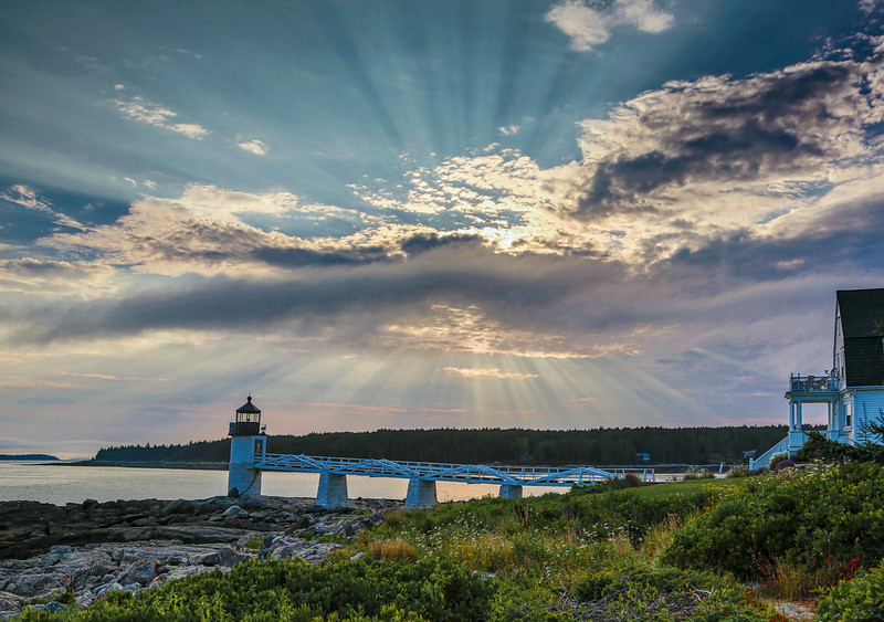 Marshall Point Light, August 11, 2014