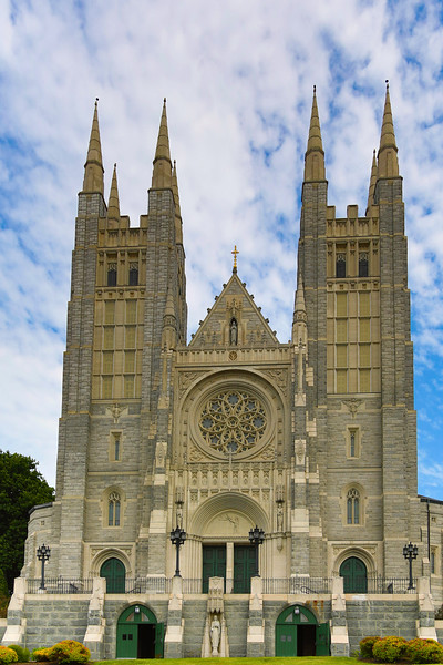 The Basilica of Saints Peter and Paul, Lewiston, Maine
