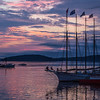 Dawn at Bar Harbor