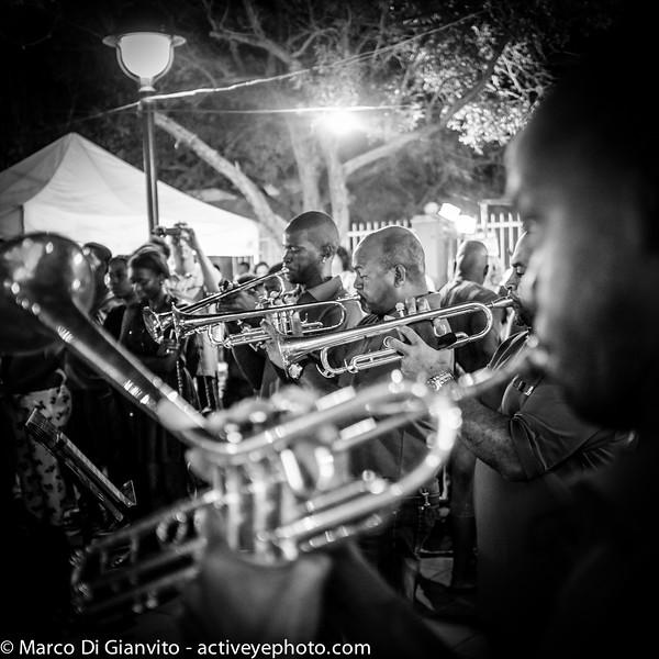 Bonaire - street musicians