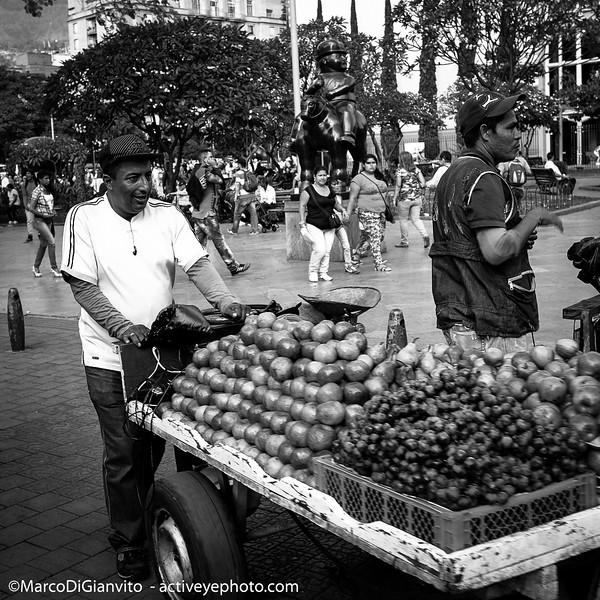Medellin - Plaza Botero
