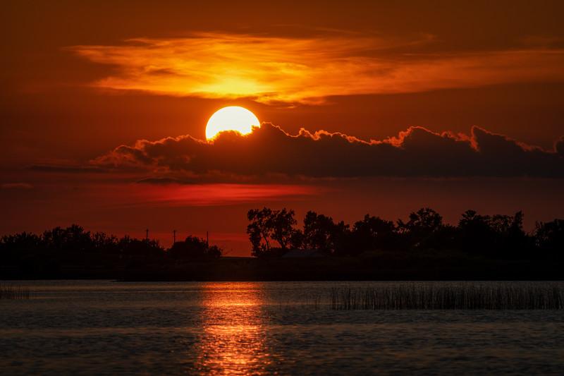 Buffalo Lake Sunset