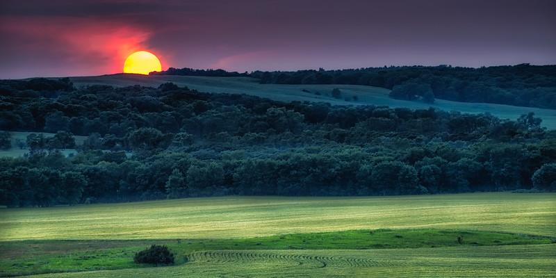 Nicollet Sunset