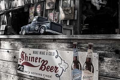 NOTHING FINER THAN SHINER - Luckenbuch TX