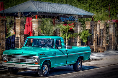 Ole Blue Pickup