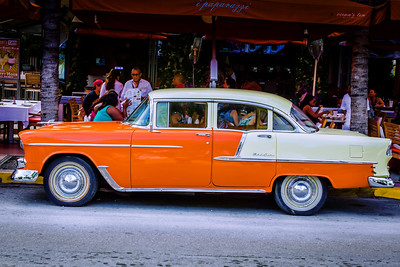 Orange Bel Air