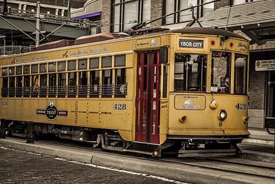 Tampa Historic Streetcar