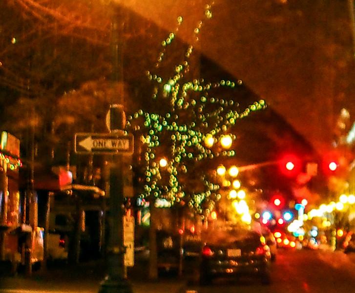 Night Walking in Portland....