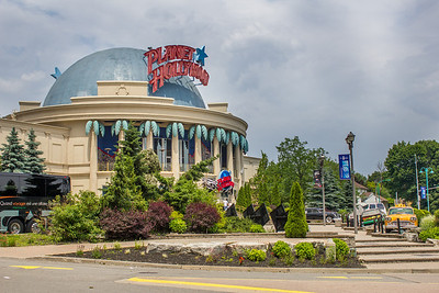 Planet Hollywood, Niagara Falls, Ontario, Canada