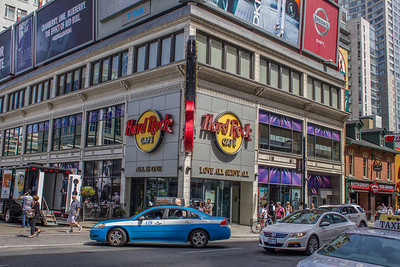 Hard Rock Cafe, Toronto, Ontario
