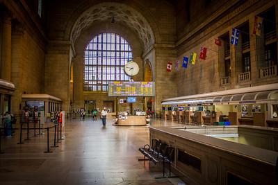 Union Station Toronto, Ontario, Canada