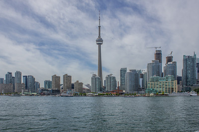 Toronto, Ontario Canada Waterfront